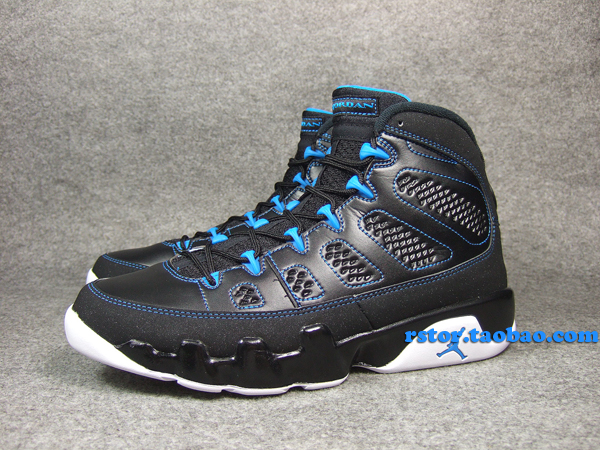 Air Jordan IX (9) 'Photo Blue' - New Images