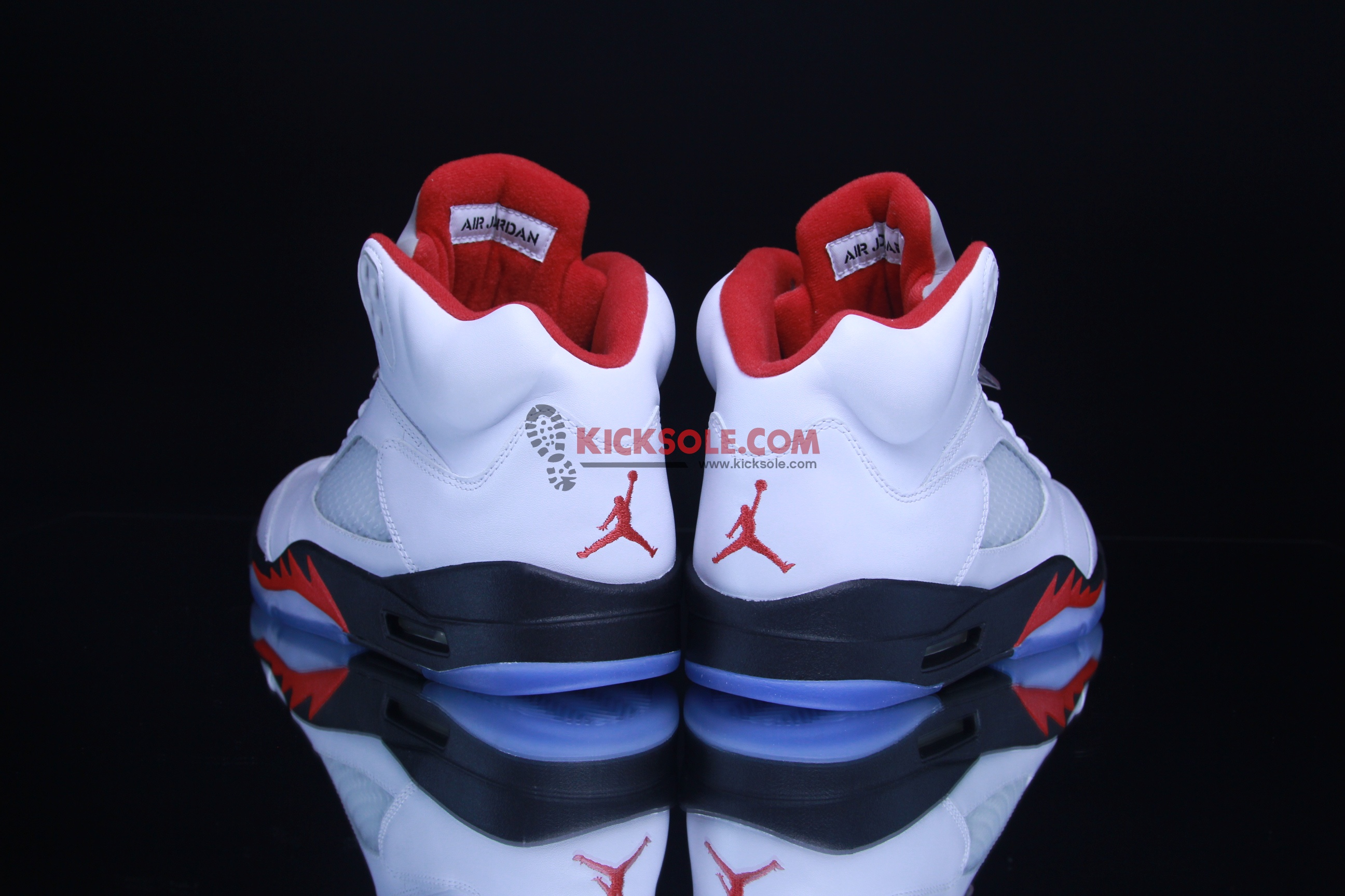 low priced cfc4c e4fb0 Air Jordan V (5)  Fire Red  at KickSole   SneakerFiles