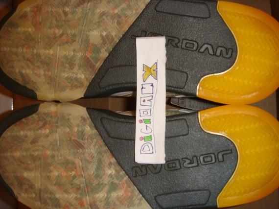 Air Jordan V (5) 'Dark Army' Sample
