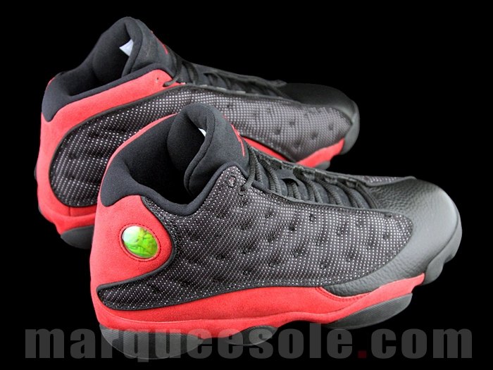 Air Jordan XIII (13) 'Black/Red' 2013 Retro