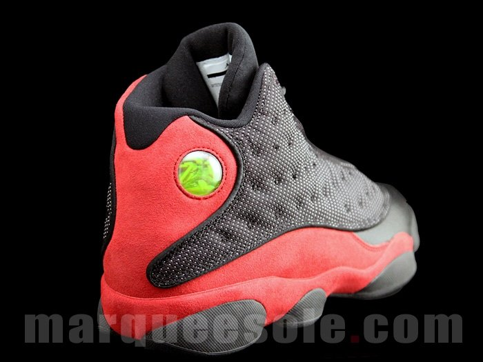 Air Jordan XIII (13) 'Black/Red' 2013 Retro