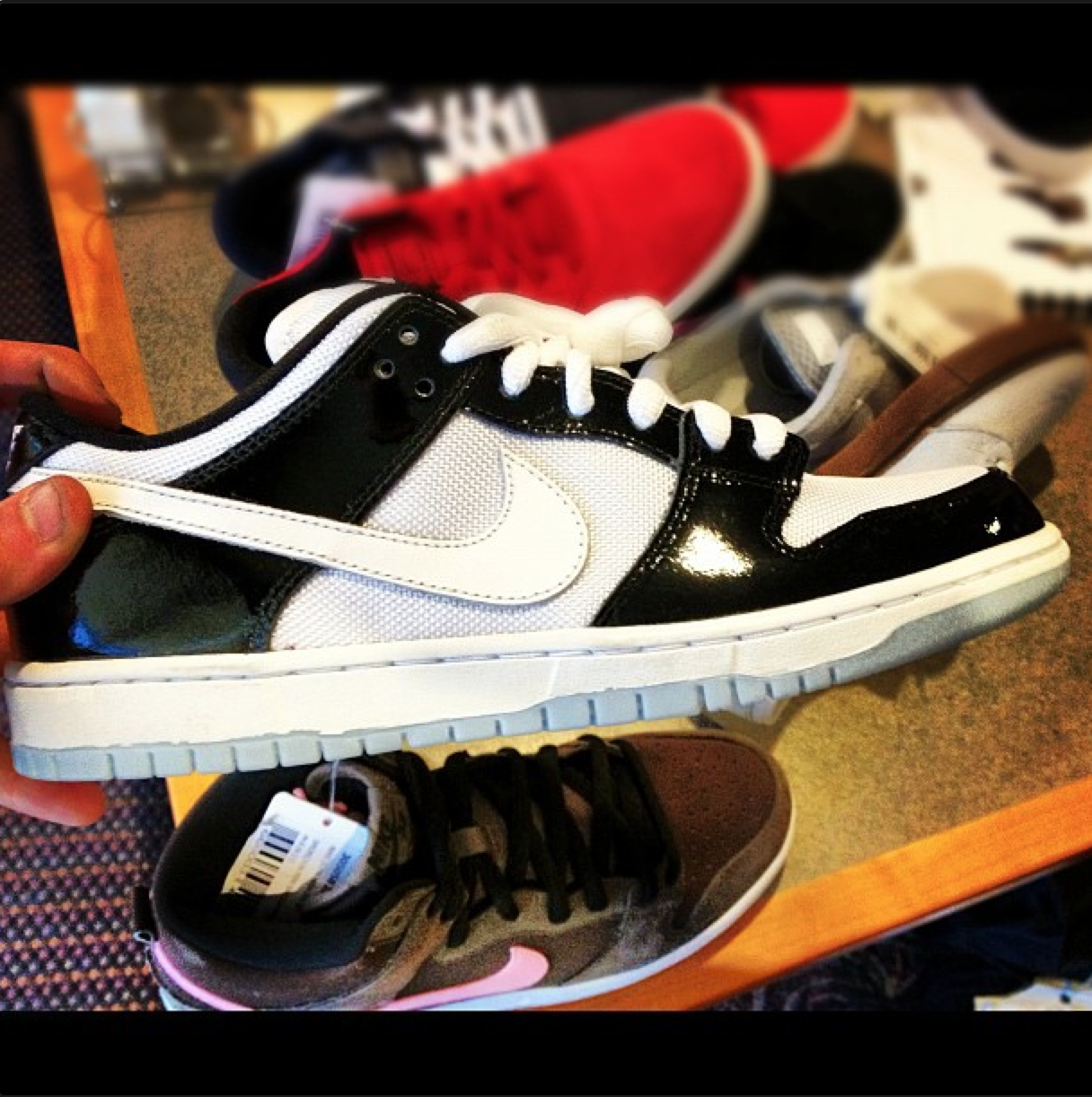 Brooklyn Projects x Nike SB Dunk Low 'Concord' - New Images