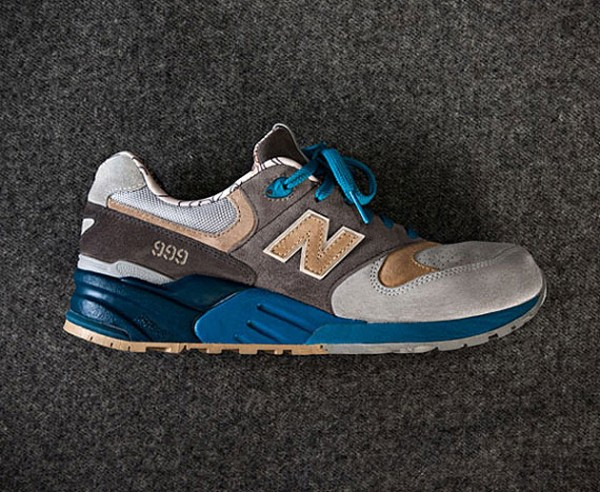 Concepts x New Balance 999 'SEAL' at Hanon