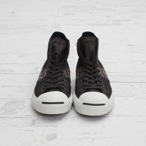 Converse First String Jack Purcell Johnny Hi Kasuri at Concepts ... 26f3b505a