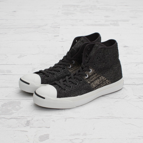 Converse First String Jack Purcell Johnny Hi Kasuri at Concepts