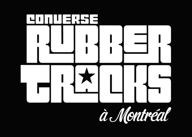Converse Rubber Tracks Experience Heads to Canada for Pop Montreal 2012