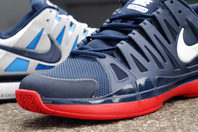 Crooked Tongues: Nike Zoom Vapor 9 Tour US Open 'Day' and 'Night'