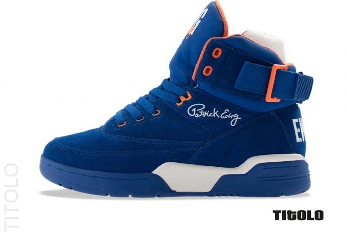 Ewing 33 Hi 'Royal Blue'