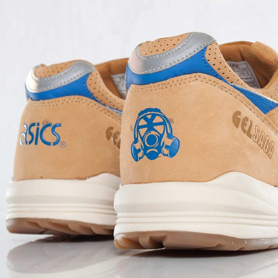 Foot Patrol x ASICS Gel Saga at SNS