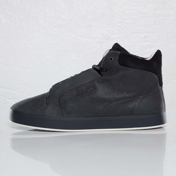 Hussein Chalayan x PUMA Glide II Mid 'Anthracite'
