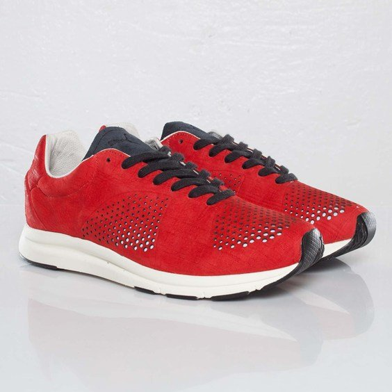 Hussein Chalayan x PUMA Haast 'Red Clay/Anthracite'