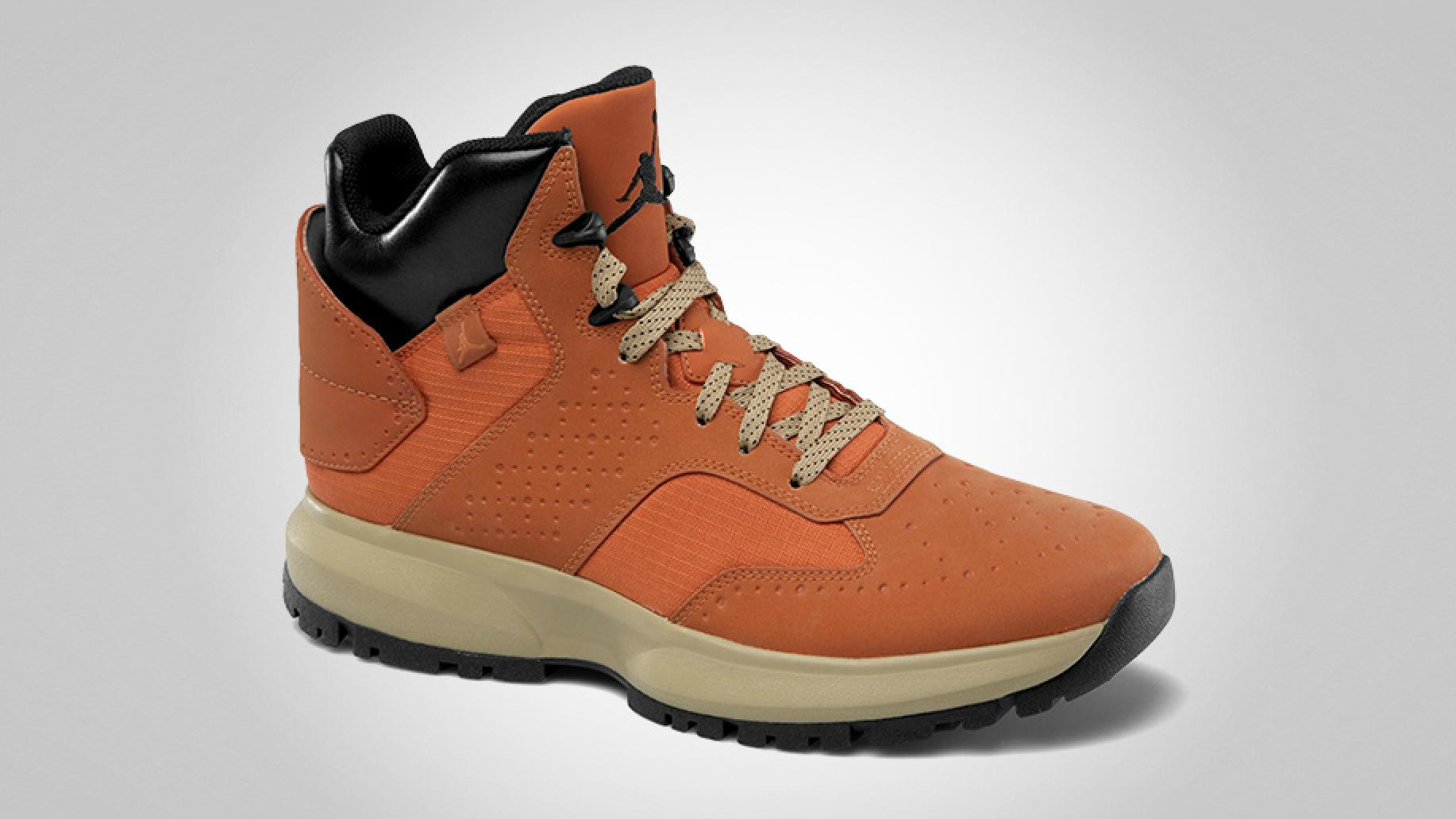Jordan 23 Degrees F 'Mesa Orange/Black-Filbert'