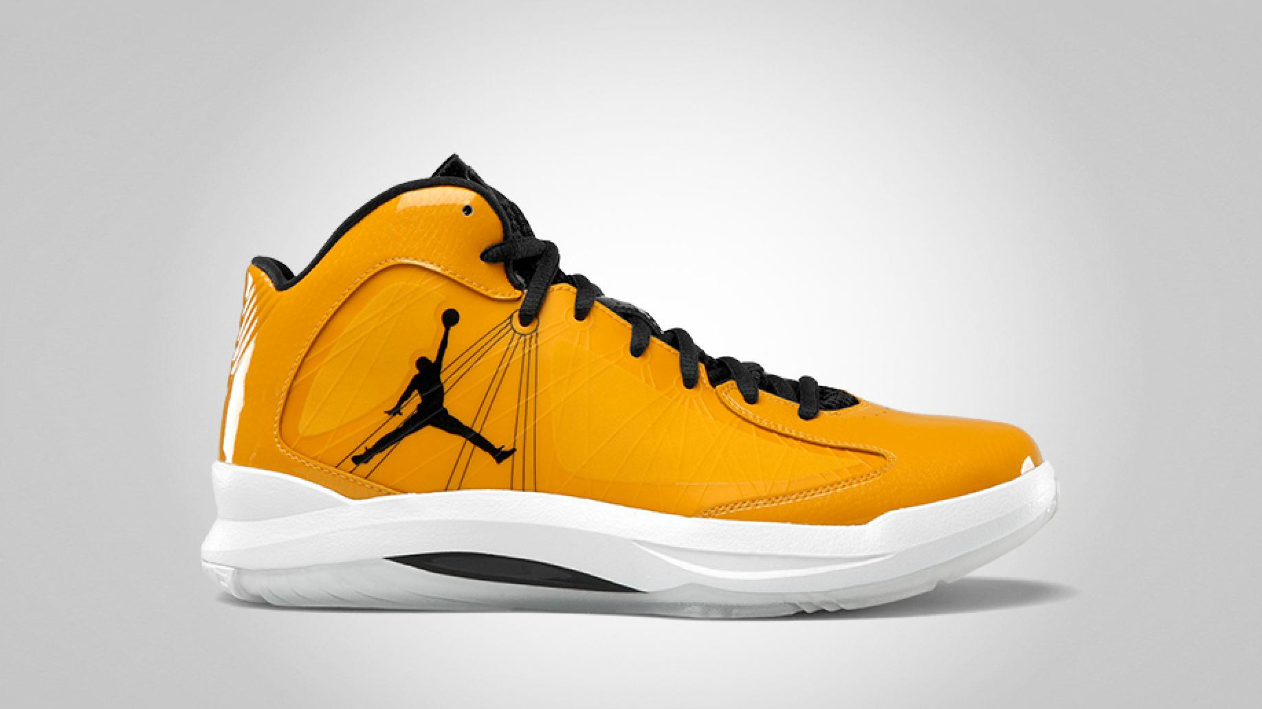 100% authentique 26bfd 2d461 Jordan Aero Flight 'Del Sol/Black-White' | SneakerFiles