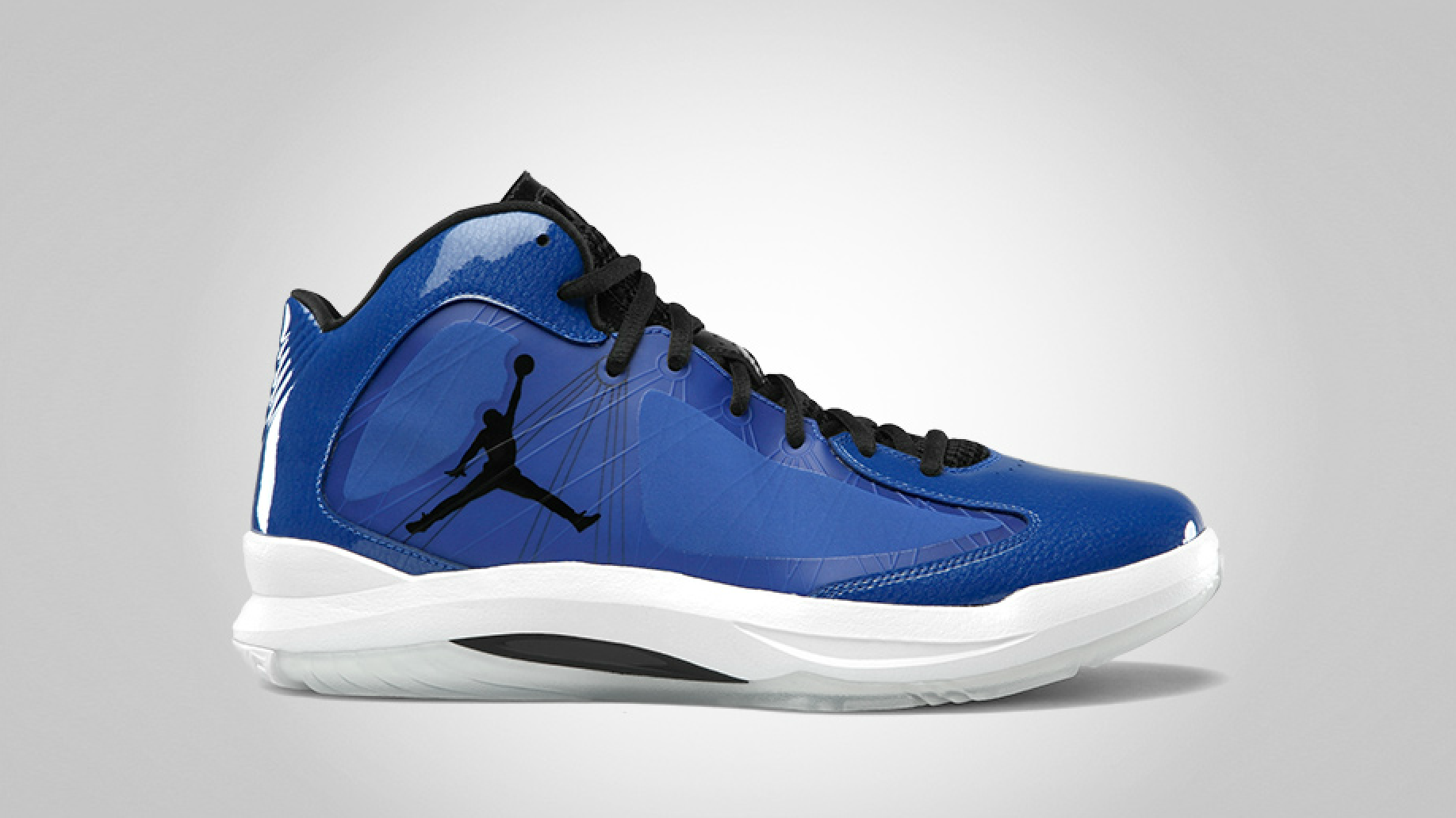 Jordan Aero Flight 'Game Royal/Black-White'
