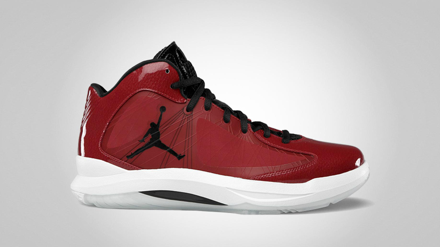 Jordan Aero Flight 'Gym Red/Black-White'