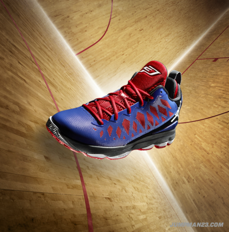Jordan CP3.VI October Colorways