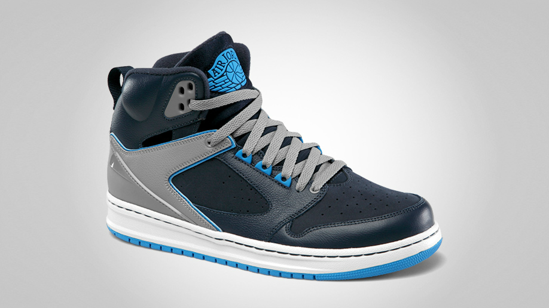 Jordan Sixty Club 'Obsidian/Photo Blue-Stealth-White'
