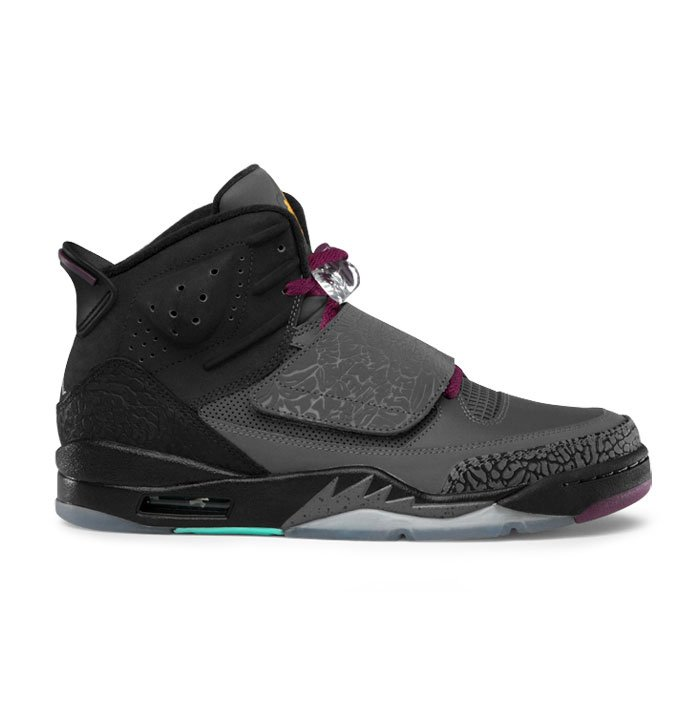 Jordan Son of Mars 'Bordeaux' - Another Look