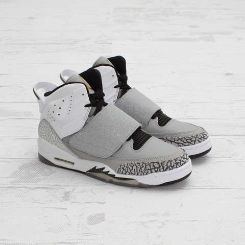 Jordan Son of Mars GS 'Matte Silver/Metallic Gold'