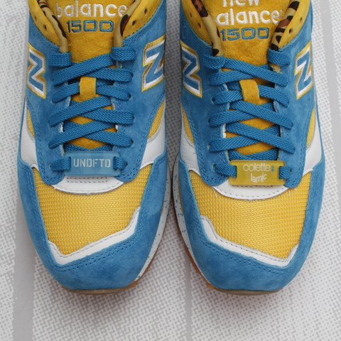 La MJC x colette x UNDFTD x New Balance 1500 at Concepts