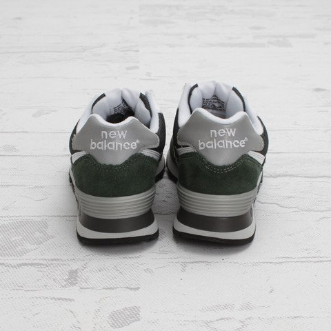 New Balance 574 Forest Green Sneakerfiles