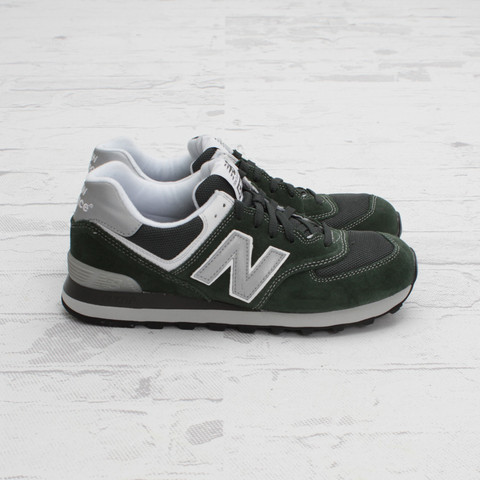 new balance forest green 574