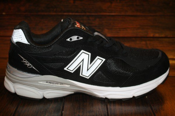 the latest 52568 fd09d New Balance 990 'Made in USA' Black | SneakerFiles