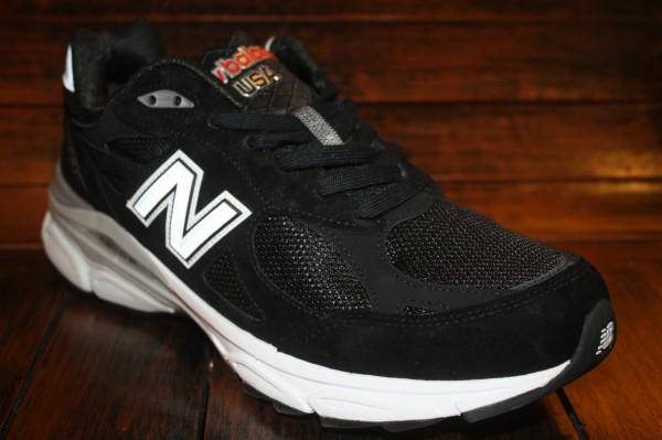 New Balance 990 'Made in USA' Black