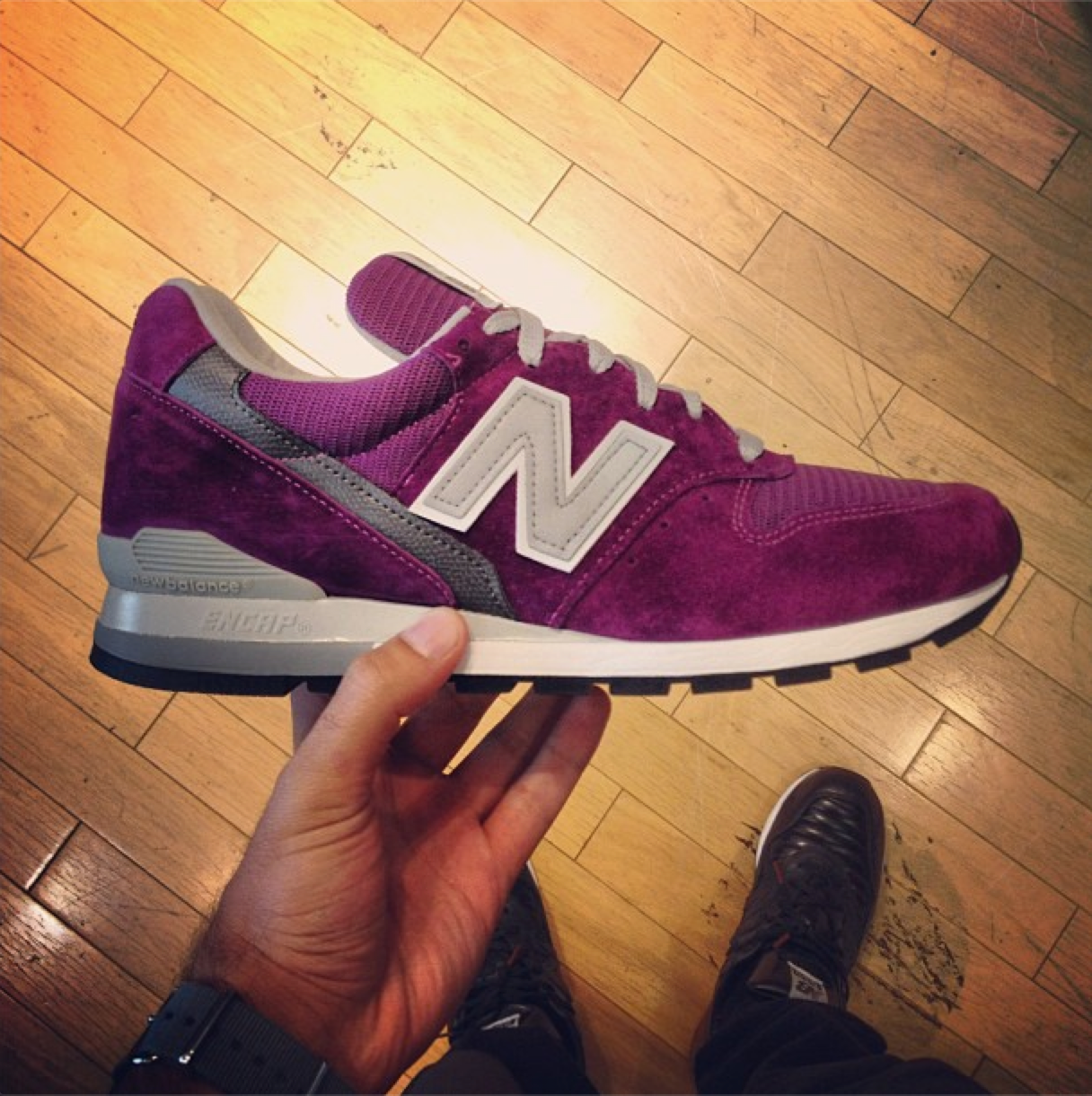 New Balance 996 'Purple' - Spring 2013