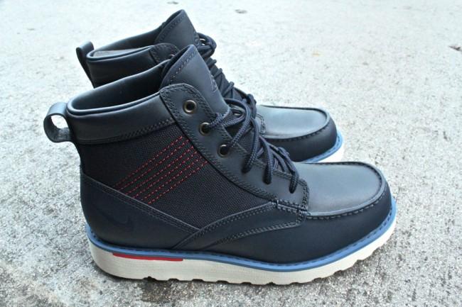 Nike ACG Kingman 'Dark Obsidian/Dark Obsidian-Utility Blue'