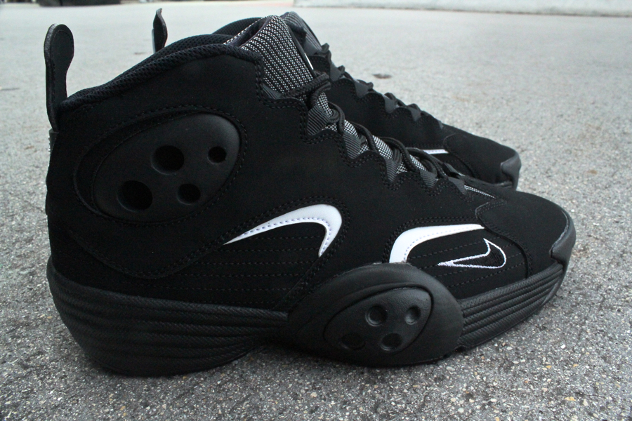 Nike Air Flight One 'Black/White' at Mr. R Sports