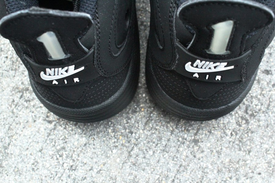 outlet store f395b 7587a Nike Air Flight One  Black White  at Mr. R Sports