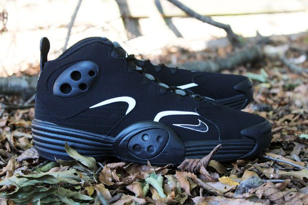 Nike Air Flight One 'Black/White' at Social Status