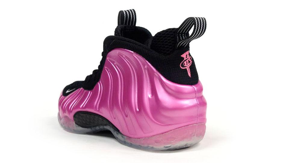Nike Air Foamposite One 'Polarized Pink' at mita