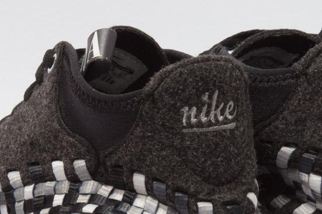 Nike Air Footscape Woven Chukka Wool 'Monochrome'