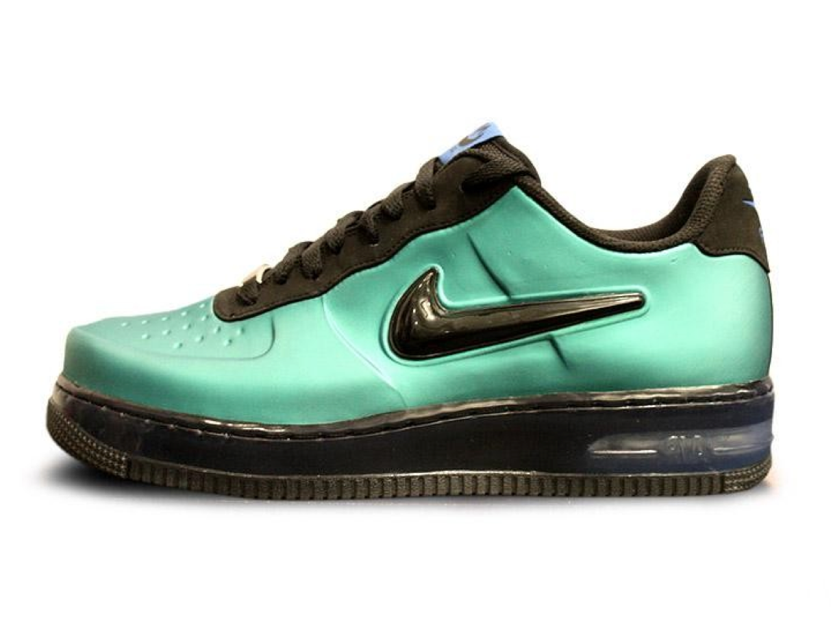 Nike Air Force 1 Foamposite Low 'New Green' at End