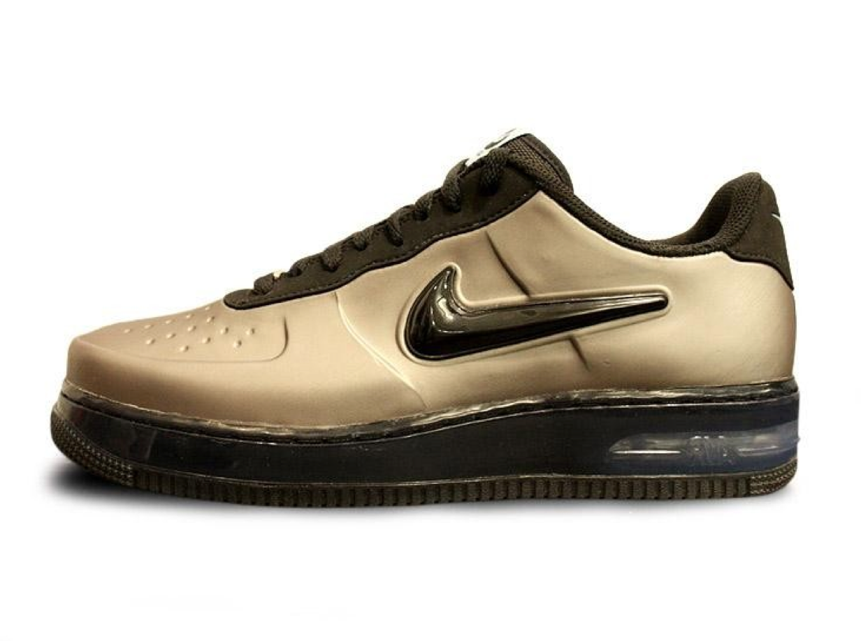 Nike Air Force 1 Foamposite Low 'Pewter' at End