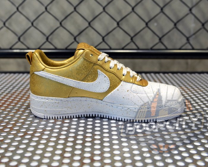 Nike Air Force 1 Low 'Gold Medal' at Hoopcity