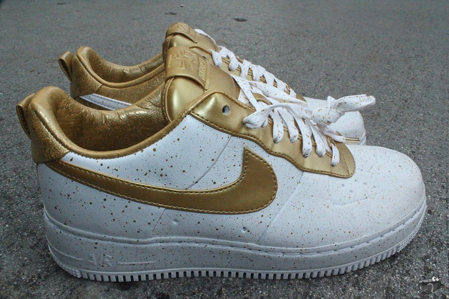 Nike Air Force 1 Low 'Gold Medal' at Mr. R Sports