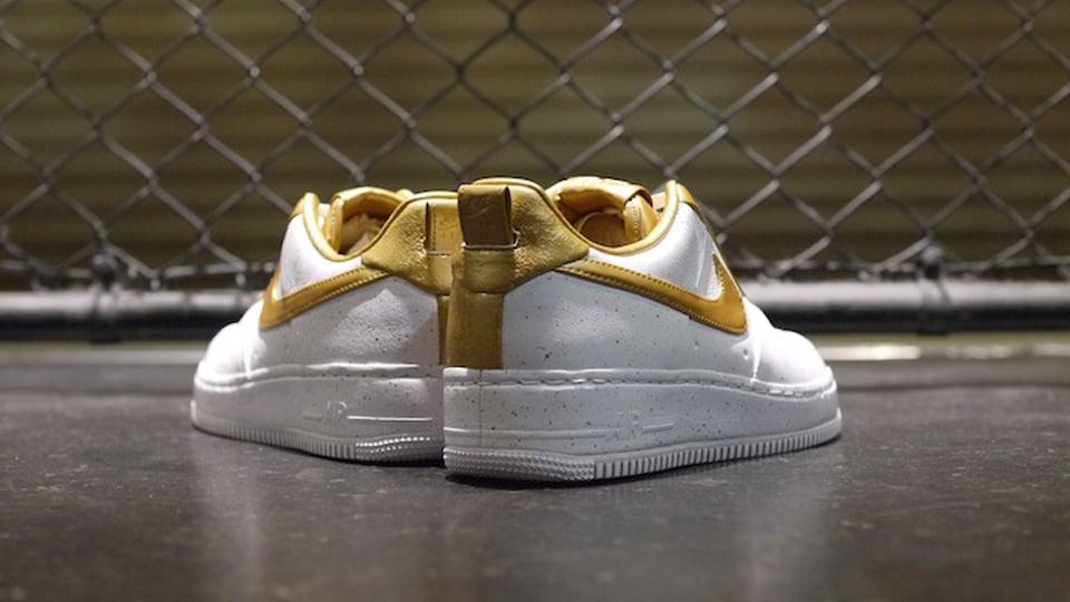 Nike Air Force 1 Low 'Gold Medal' at mita