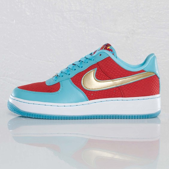 Nike Air Force 1 Low 'Year of the Dragon II' Restock at SNS