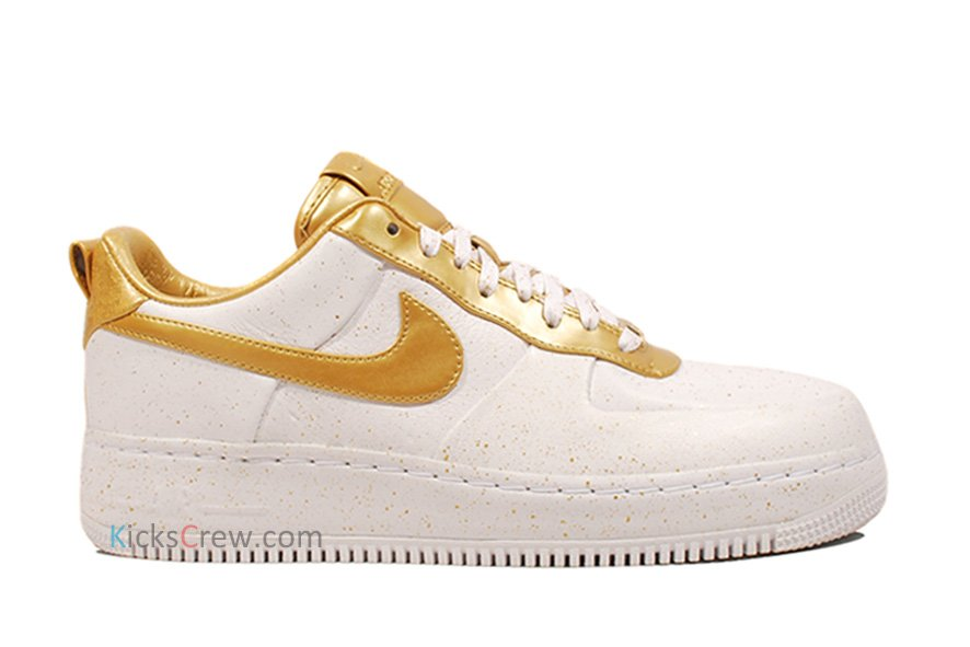 Nike Air Force 1 Low 'Gold Medal' - New Images