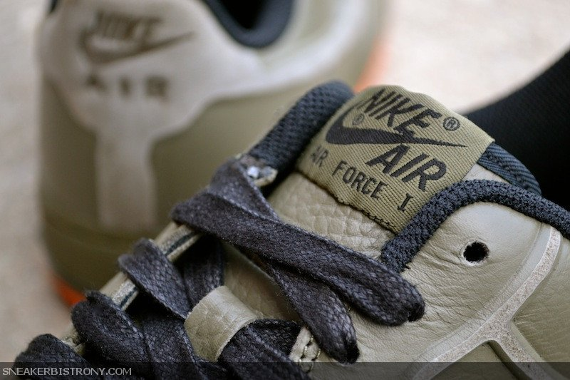 Nike Air Force 1 Premium Skive Tech VT 'Medium Olive'