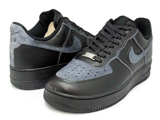 Nike Air Force 1 VT PRM Skive Tec 'Black'