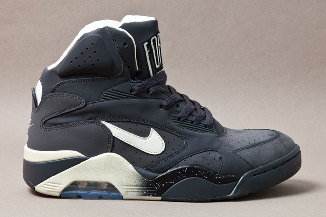 Nike Air Force 180 High 'Gunmetal'