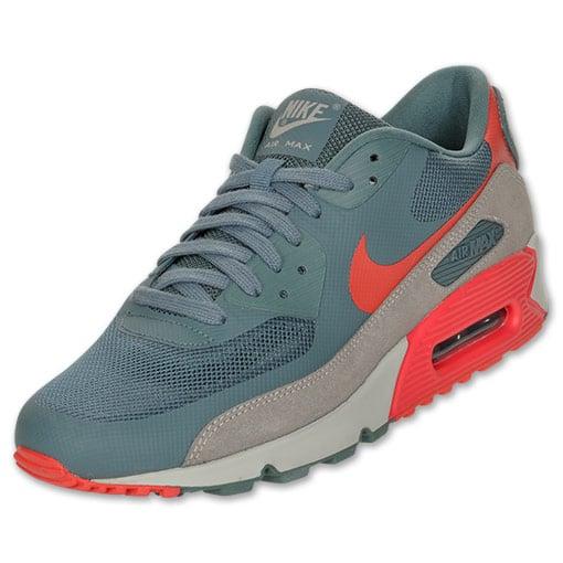 best website f217b fb271 Nike Air Max 90 Hyperfuse 'Hasta/Granite' at Finish Line ...