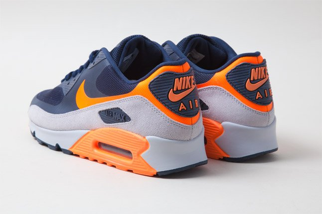 Nike Air Max 90 Hyperfuse 'Chicago Bears' | SneakerFiles