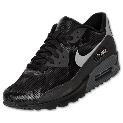 Nike Air Max 90 Hyperfuse Premium Reflective Camouflage 'Black'