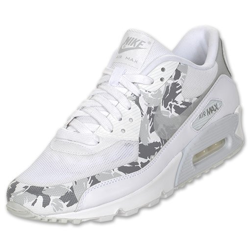 new products 362ac 8f7d9 Nike Air Max 90 Hyperfuse Premium Reflective Camouflage White