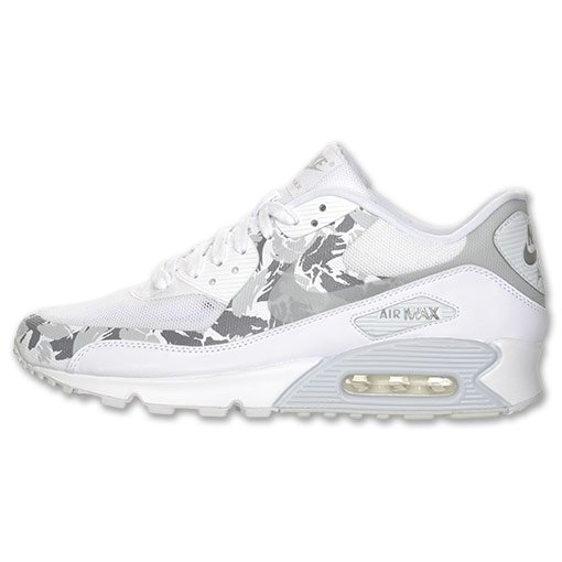 Nike Air Max 90 Hyperfuse Premium Reflective Camouflage 'White'
